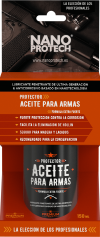 ACEITE PARA ARMAS